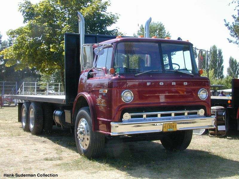 Ford C-600 Series Truck Reference Pics & Info - Page 3 - 1:1 Truck ...