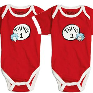076a4171762c 1. Thing 1 and Thing 2 Onesies in the top 10 Clever Matching Outfits ...