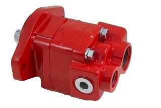 Muncie H Series Pump Muncie clutch pumps provide hydraulic power at