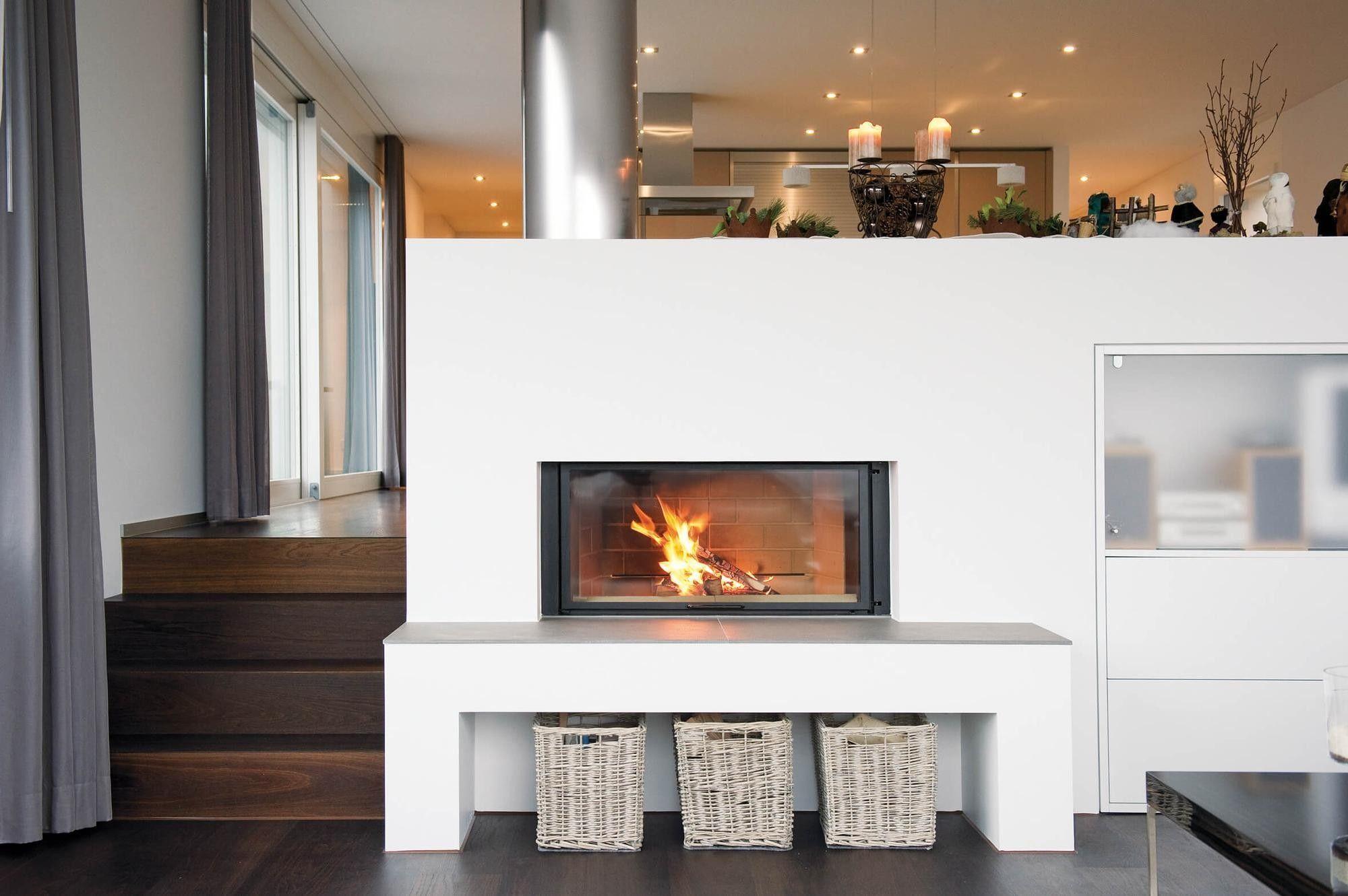 cheminee insert double face 50 idees de deco d interieur fire