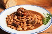 Photo of Lamb Stew with Beans Recipe-Recette Ragoût d'agneau aux hari…