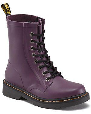865b4c3ba53447 Dr. Martens  Drench  Rubber Rain Boot
