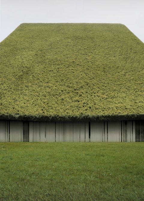 Gallery Of Bildbauten An Interview With Philipp Schaerer 2 Architecture Exterior Green Architecture Green Roof