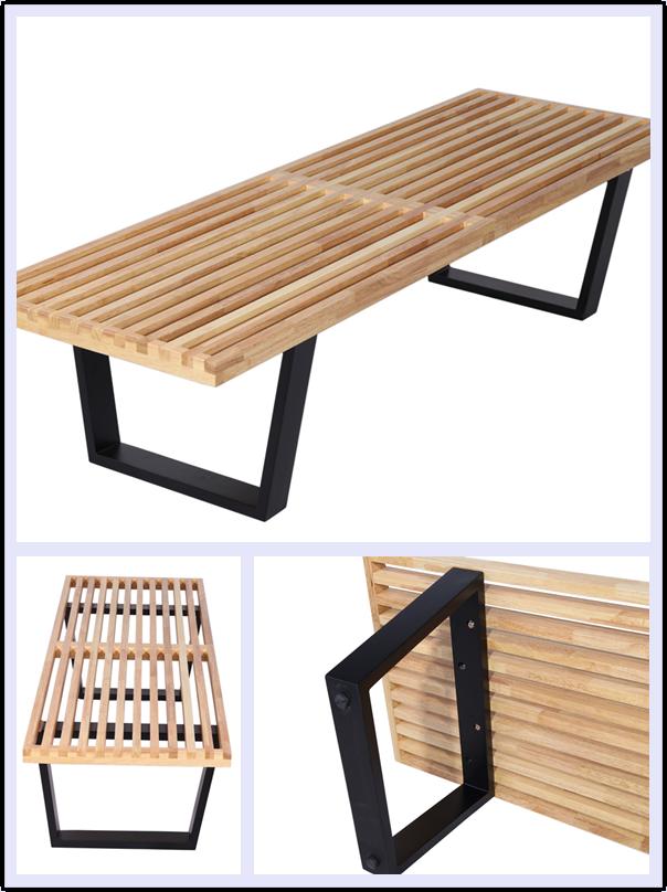 Awe Inspiring Mlf Nelson Platform Bench 3 Sizes Furniture Fix Entry Theyellowbook Wood Chair Design Ideas Theyellowbookinfo