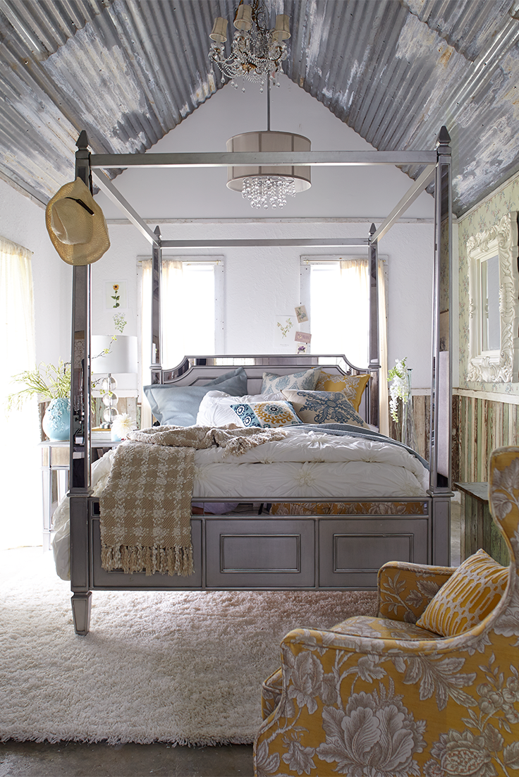 Mirrored Bedrooms