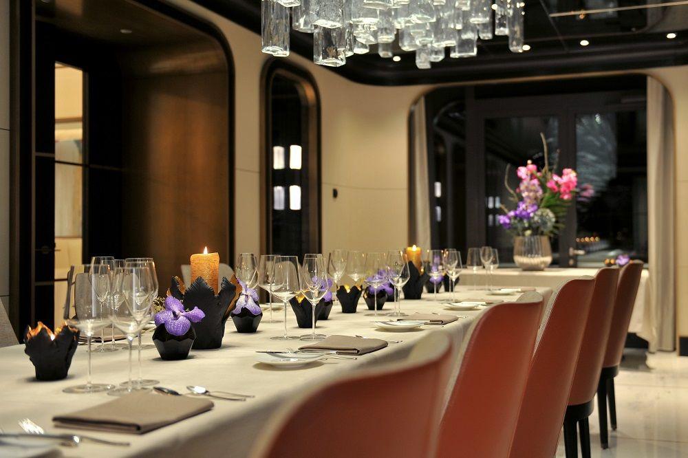 Restaurant Ecco Zurich