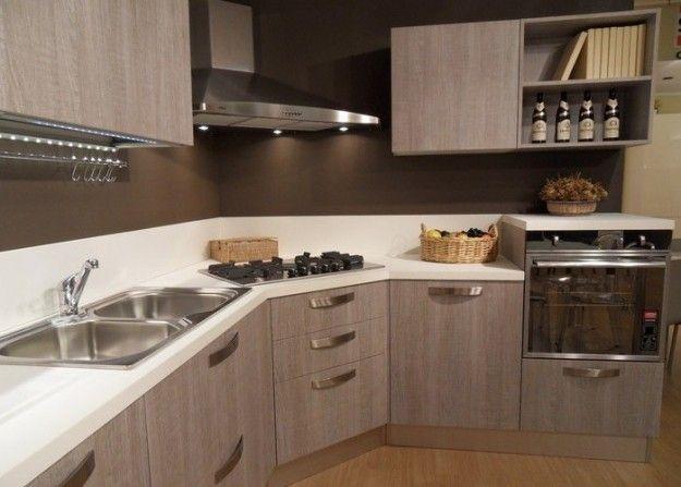 Cucine ad angolo | Cucina | Pinterest | Cucine, Cucina e Angolo cottura