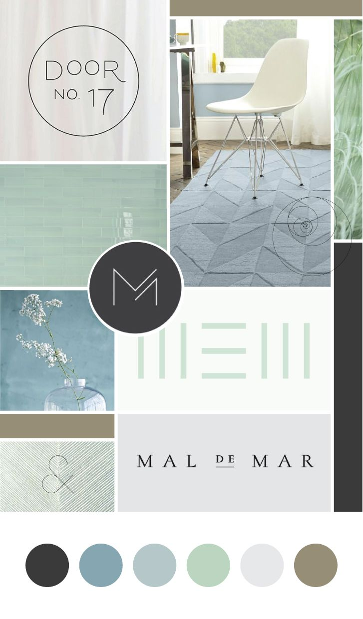 Introducing Shoppe Theory & the future of June Letters #moodboards