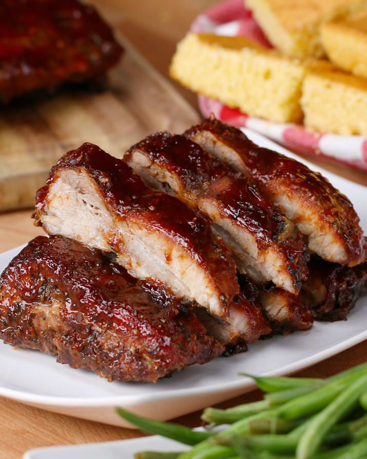 One-Pan BBQ Baby Back Ribs