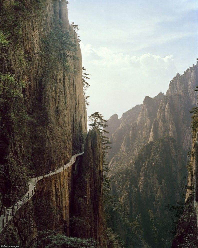 Прекрасные уголки Китая, где почти нет туристов — Все о туризме и отдыхе