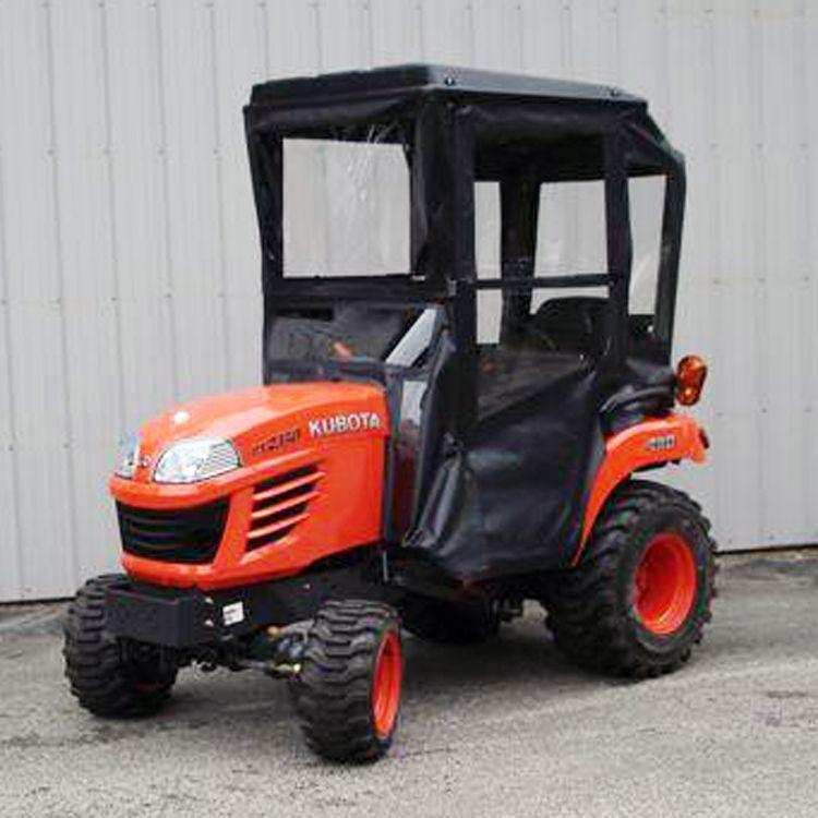 Hardtop Cab for Kubota BX 1830 2230 1500 1800 and 2220 Sub & Hardtop Cab for Kubota BX 1830 2230 1500 1800 and 2220 Sub ...