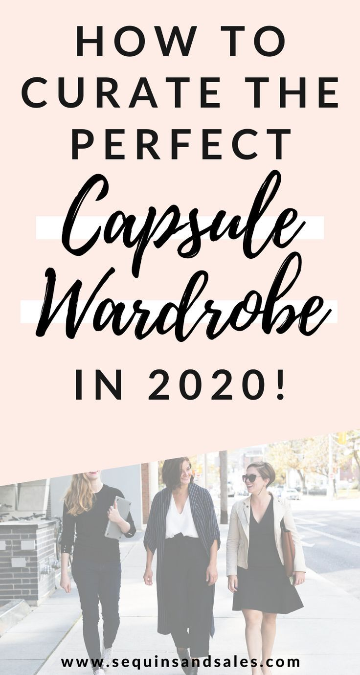 How to Curate the Perfect Business Casual Capsule Wardrobe in 2020