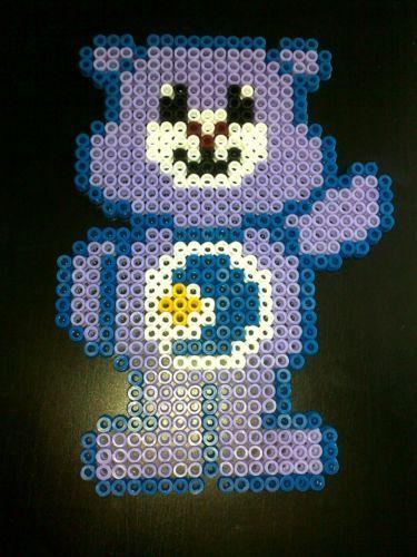 Care Bear hama perler beads by akashalondon