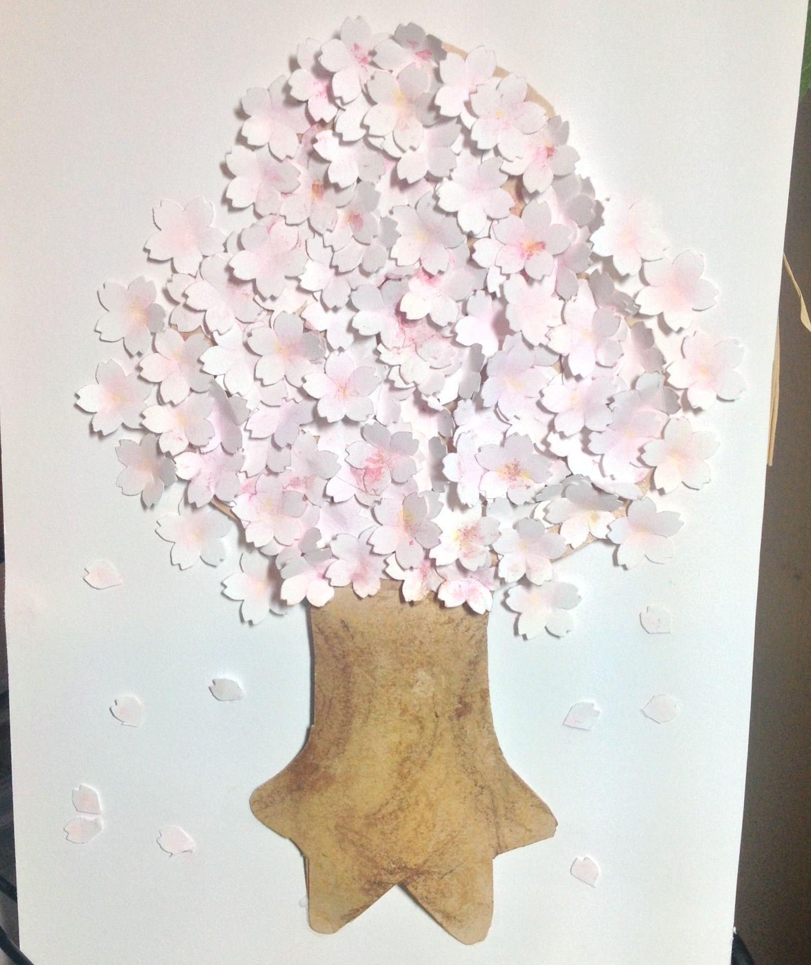 Cherry Blossom Tree Paper Pastels Animalcrossing Handmade Fashion Jewelry Handmade Fashion Unique Items Products