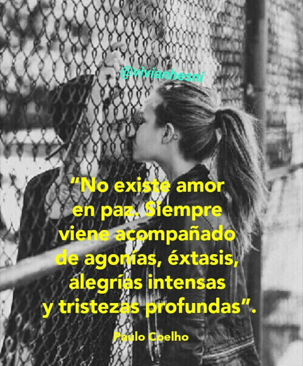 Frases amor Paulo Coelho