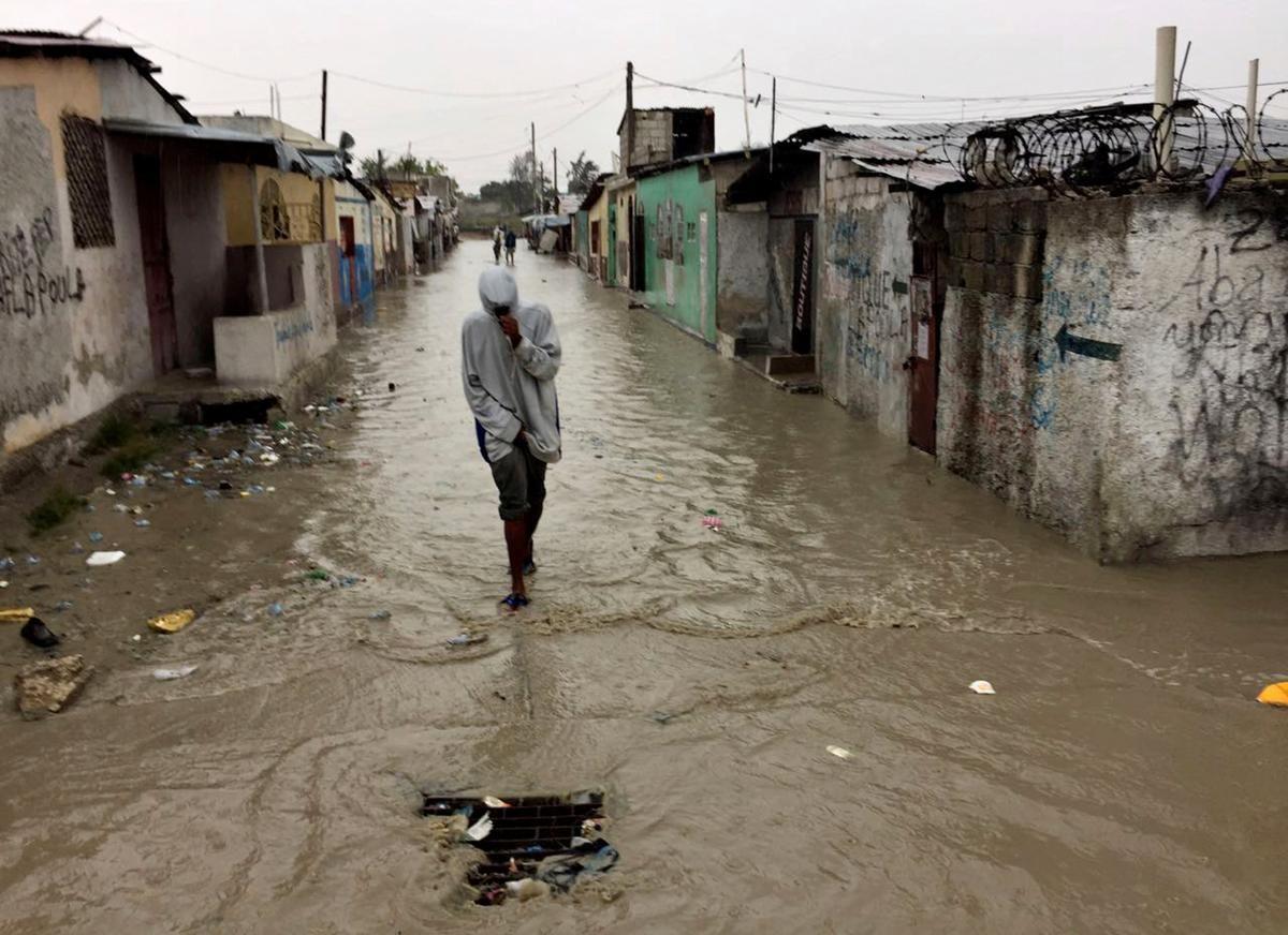Hurricane Matthew The Boston Globe Hurricane Matthew Path Of Destruction Port Au Prince