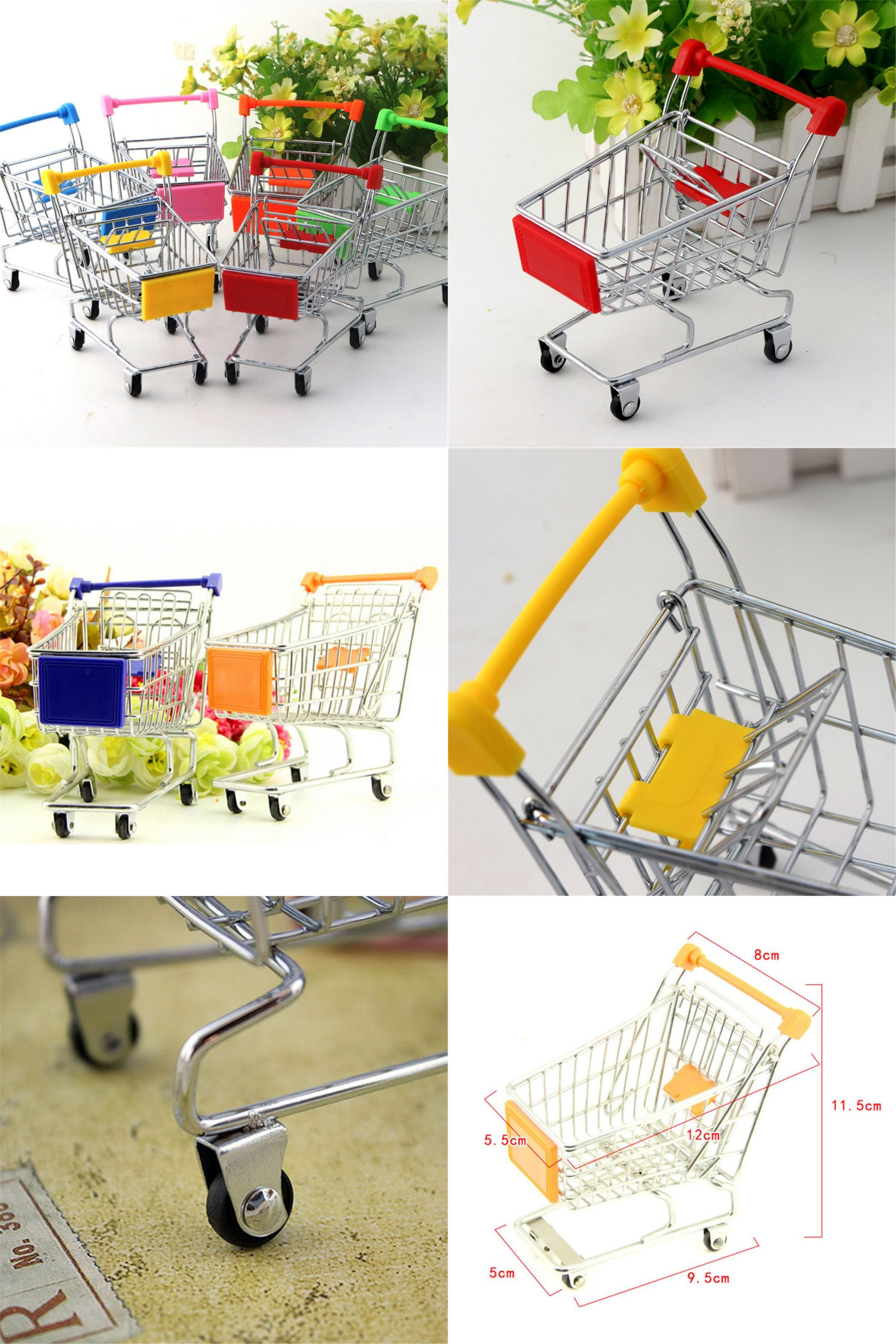 How to collect trolley 93