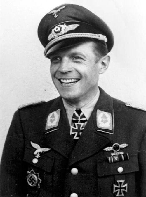Luftwaffe Ritterkreuztraeger