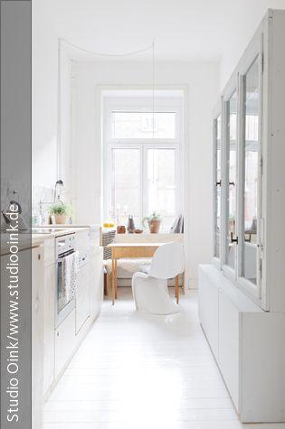 Dunklen Räumen Entgegen Wirken So Gehts In 2019 Küche