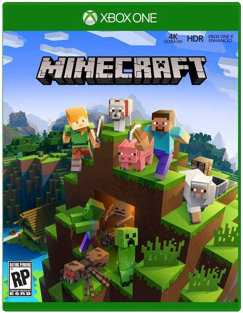 Minecraft On Xbox One HttpswwwamazoncomMinecraftSuperPlus - Minecraft spiele fur xbox 360