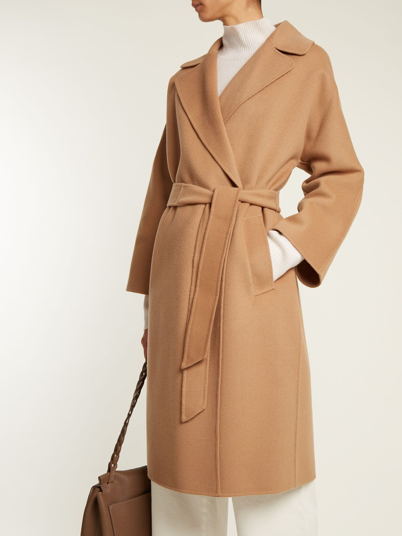 a6206a3ce5 Click here to buy Weekend Max Mara Macina coat at MATCHESFASHION.COM ...
