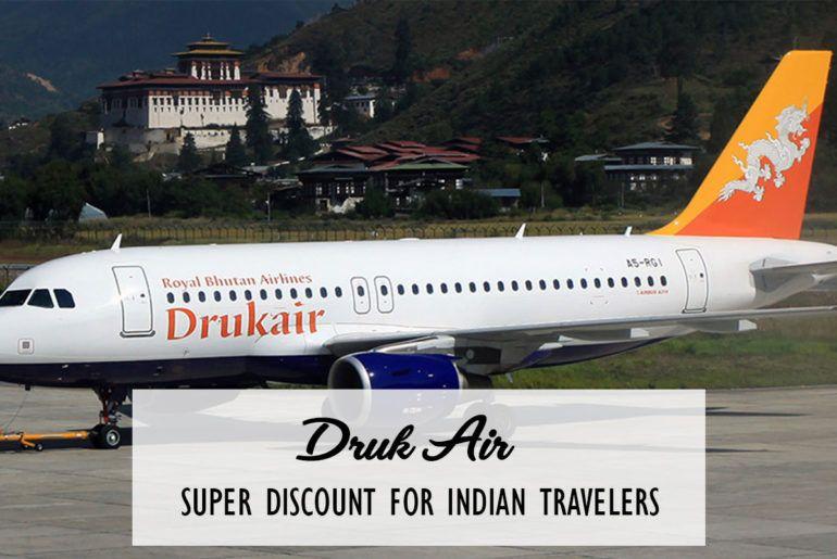 Druk Air Super Discount For Indian Travelers Pinterest Bhutan