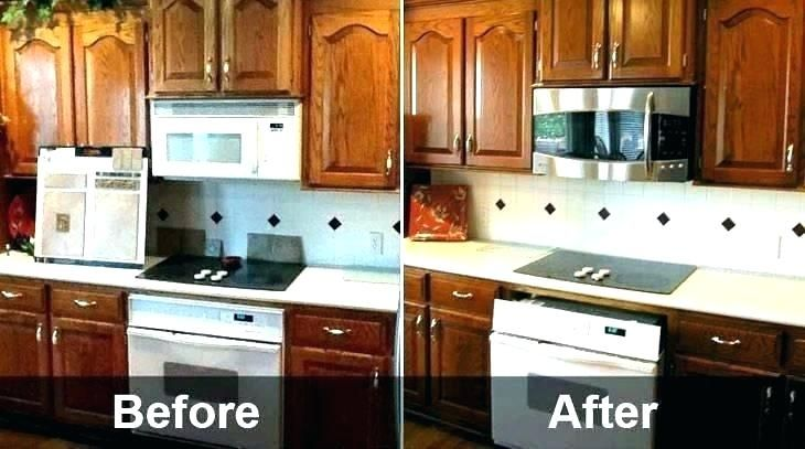 Best Delightful Kitchen Cabinet Refinishing Costs Graphics 400 x 300