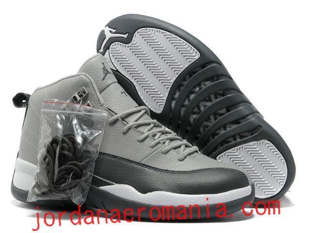 air jordan noir blanc et gris
