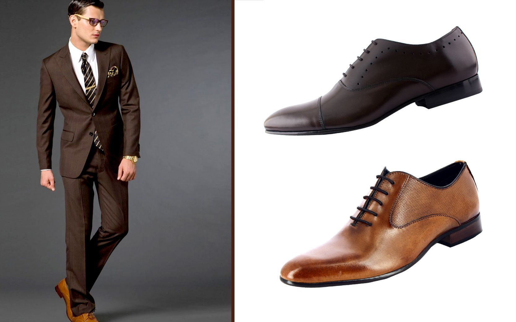 shoes with dark brown suit | Dress To Kill | Pinterest | Tuxedo ...