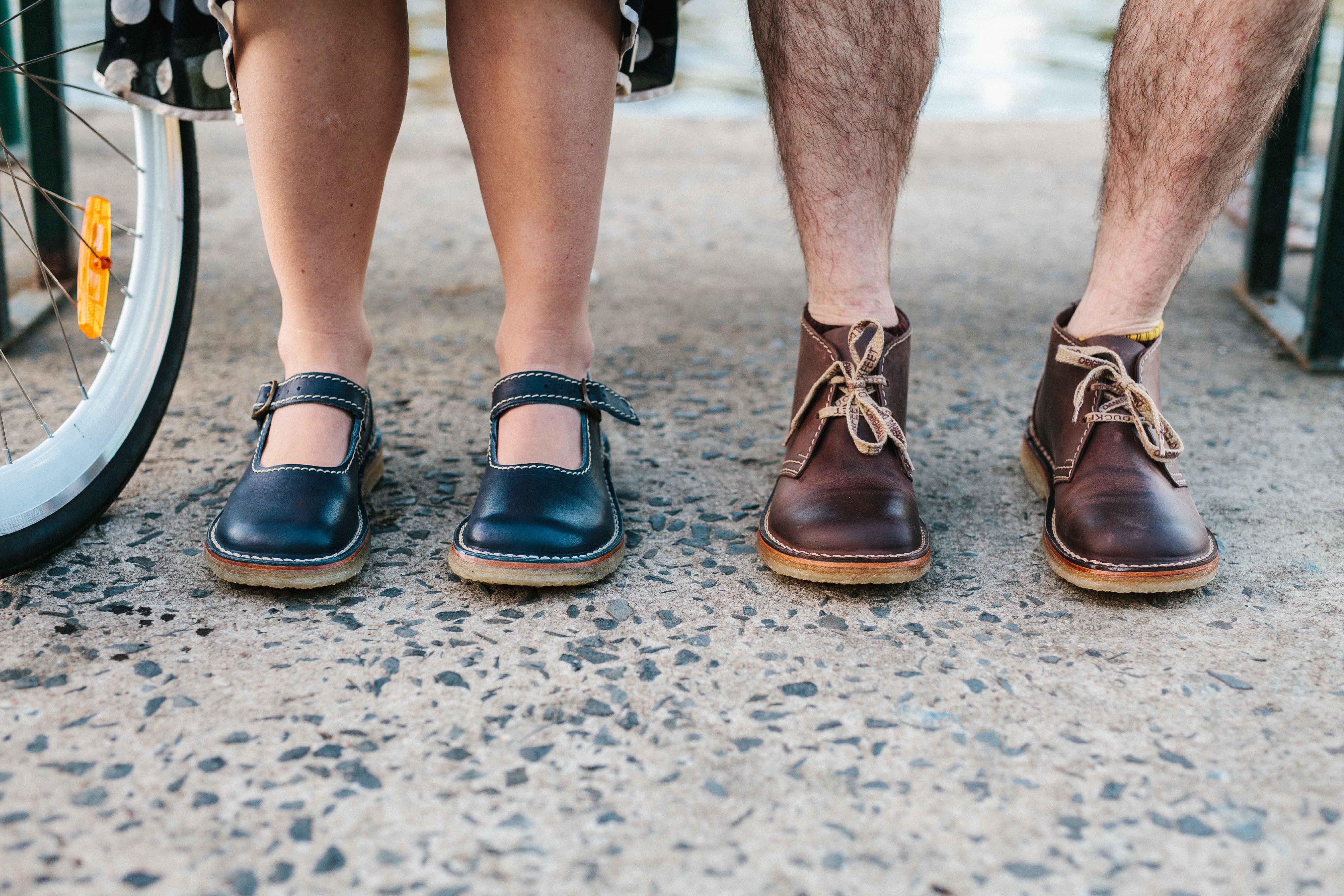 www.duckfeet.com.au | Barefoot shoes