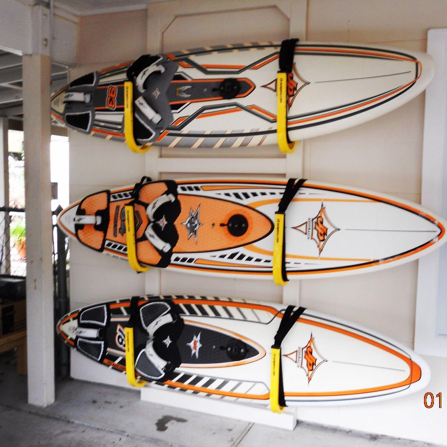Kayak Storage, Kayak Storage