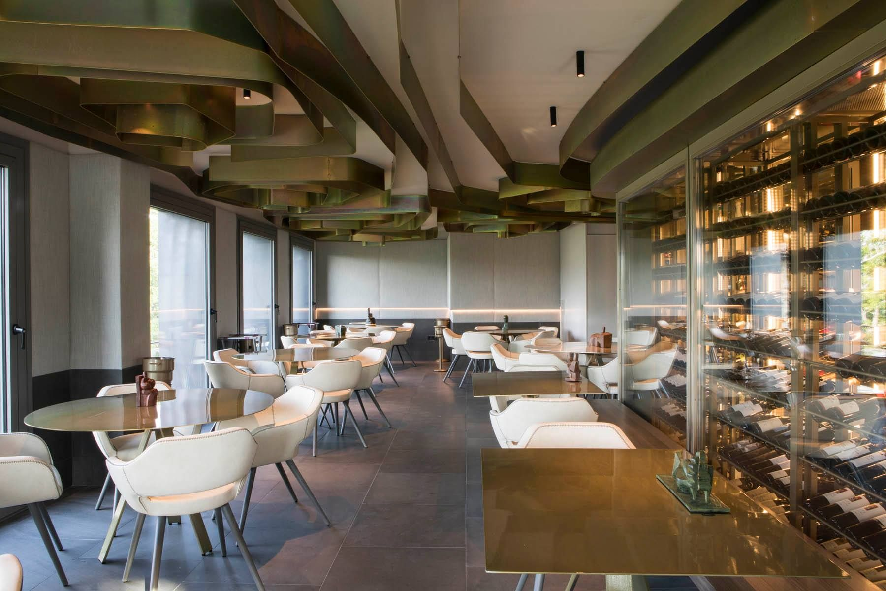 iluminacion comedor restaurante callizo- | Avanluce´s Lighting ...