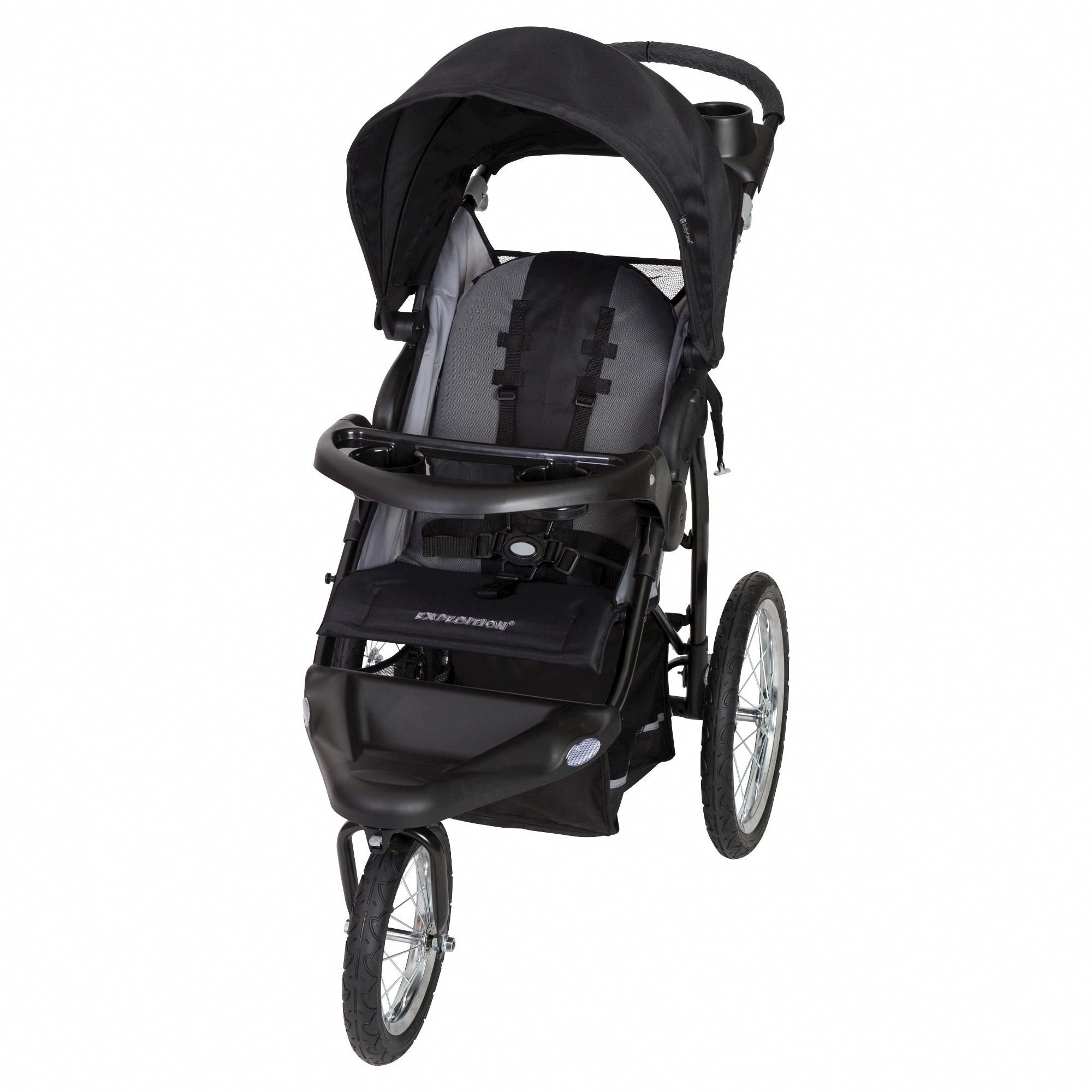 Baby Jogger Summit X3 Double Jogging Stroller Baby trend