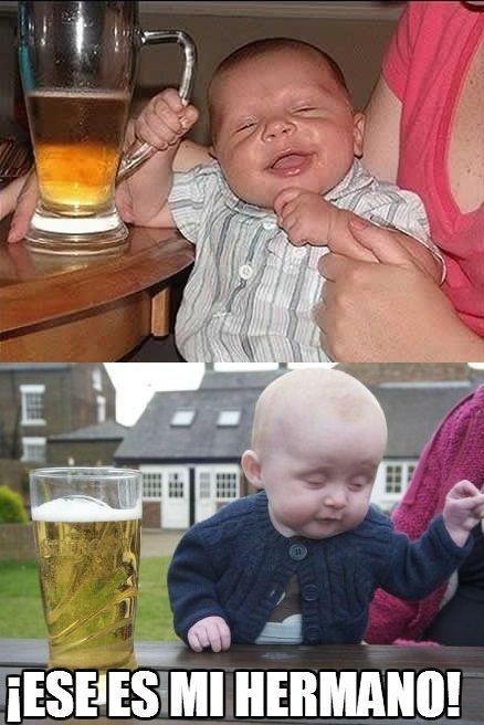 Gallery For Memes De Primos Borrachos Memes Funny Baby Face