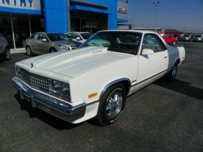 1986 Chevrolet El Camino Zz4 Chevy Muscle Cars Cars Com Car Dealer