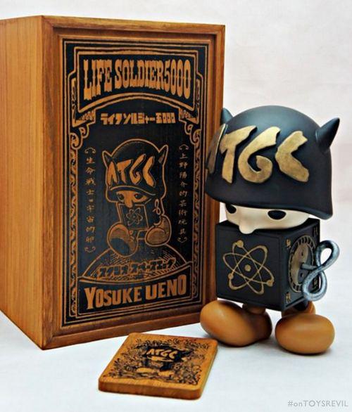 TOYSREVIL: LIFE SOLDIER 5000 by Yosuke Ueno x VTSS Releases Nov 26