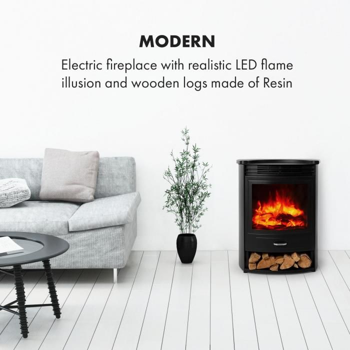 Bormio S Electric Fireplace Electric Fireplace Modern Electric
