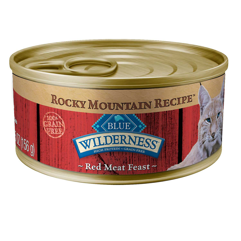 Blue Buffalo Blue Wilderness Rocky Mountain Recipe Adult