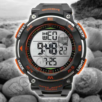 Daftar Harga Jam Tangan Eiger Original Terbaru The Originals Model Sport Watches
