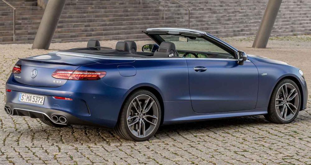 مرسيدس آي أم جي إي53 كابريوليه الجديدة 2021 المكشوفة الأنيقة الرياضية والمتفوقة موقع ويلز Mercedes Amg Cabriolets Bmw