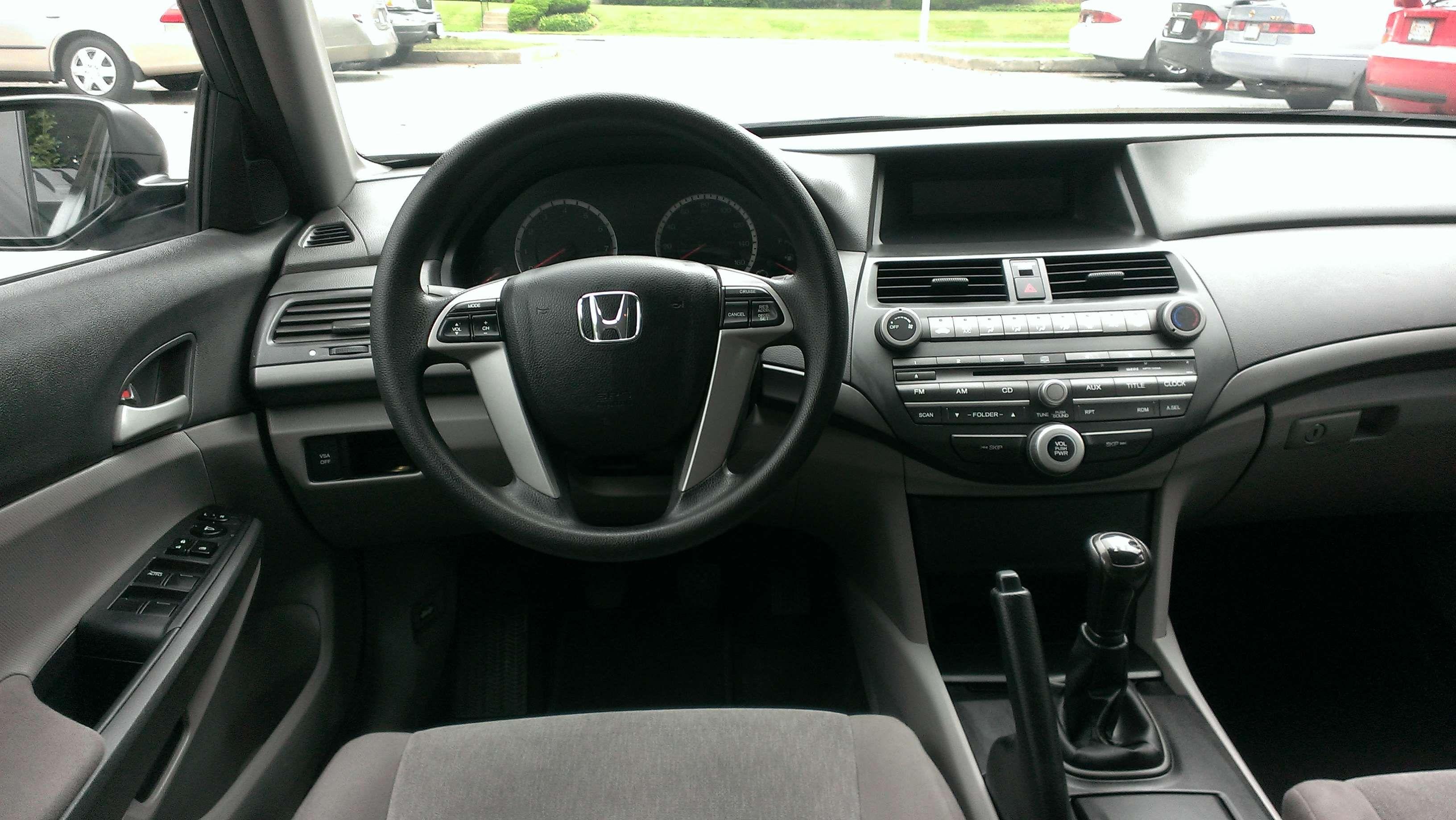 Make: Honda Model: Accord Year: 2010 Body Style: Sedan Exterior Color: