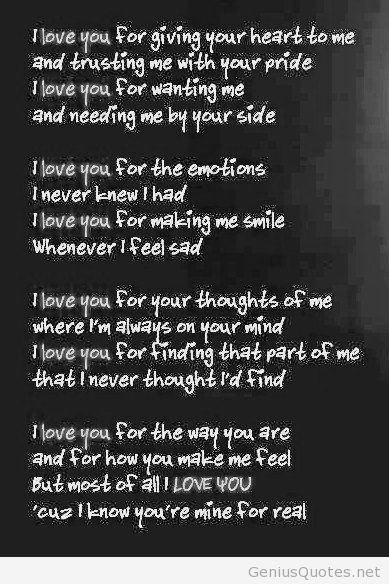 New Love Quotes Mesmerizing New Love Quote For Him Poem  Quotes That I Love  Pinterest