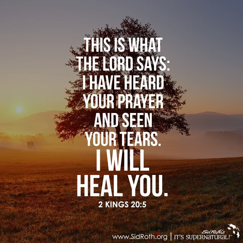 Healing Quotes: Proclaim Healing In Yeshua's Name Over Every Symptom And