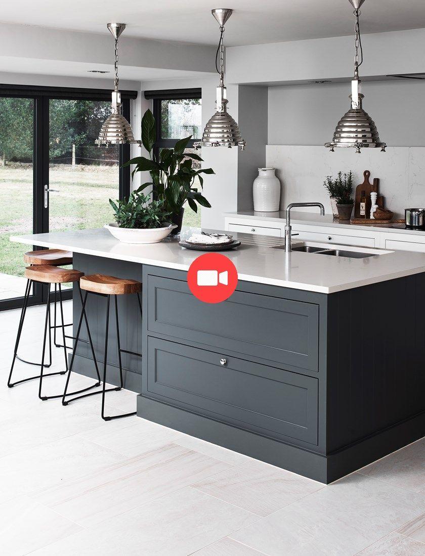 Colorée à votre Cuisine avec le Milieu du Siècle Moderne Lampes