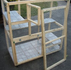 How to Build a Cat Cage Cat cages, Russian blue cat, Cat