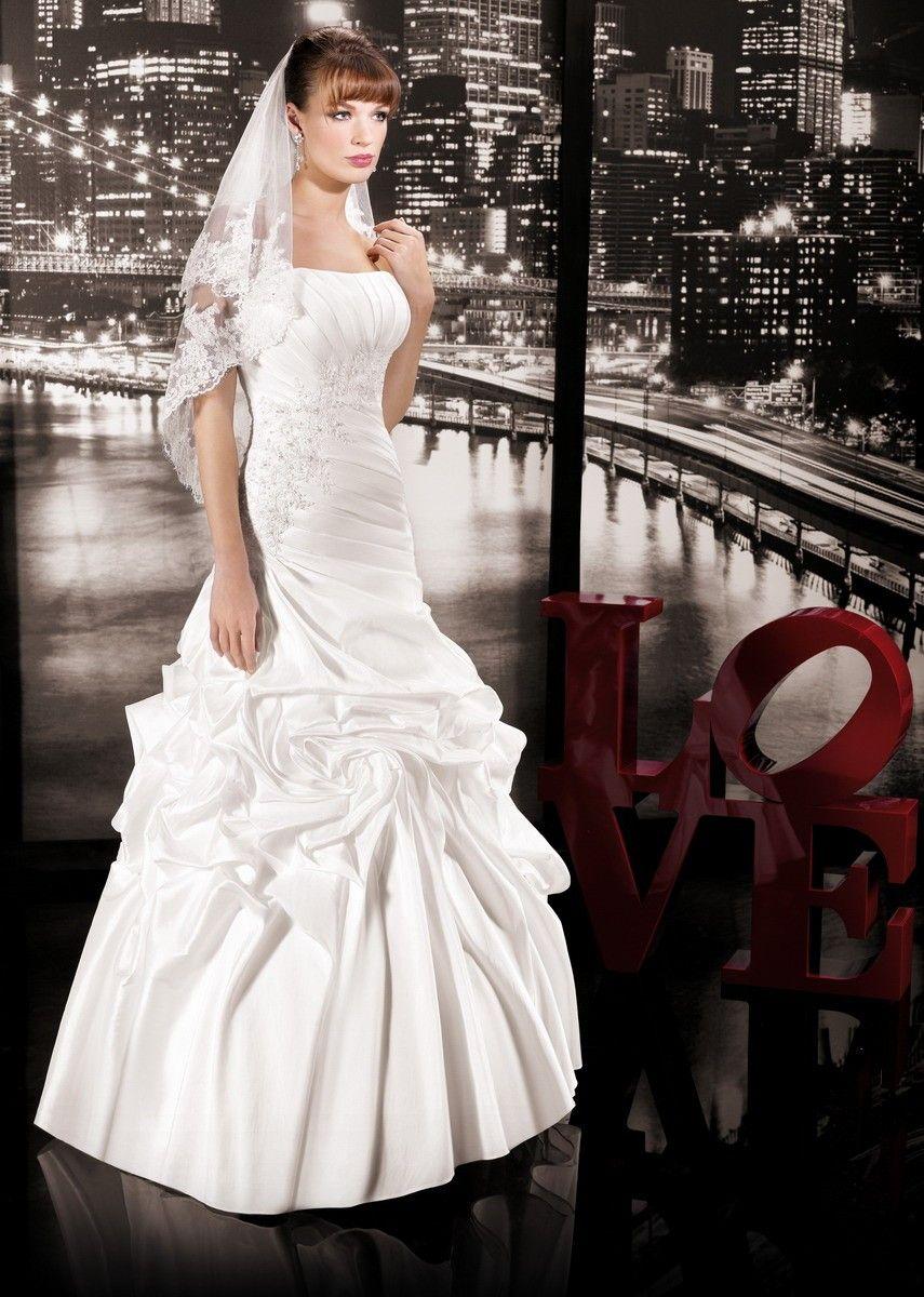 Robe de mariée Miss Paris 2014 - Rèf : MP143-27 $338.99 Miss Paris 2014