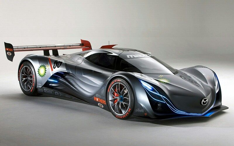 This Is One Of The Most Fastest Mazda Car Ever Super Sport Cars Concept Cars Mazda Cars