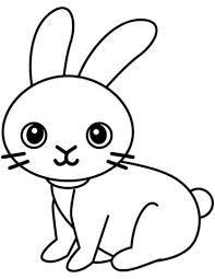 кролик раскраска для детей - Поиск в Google | Tekenen