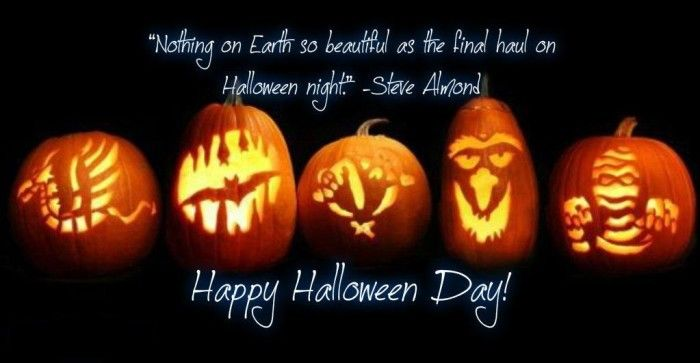 Wonderful Scary Halloween Quotes For Facebook