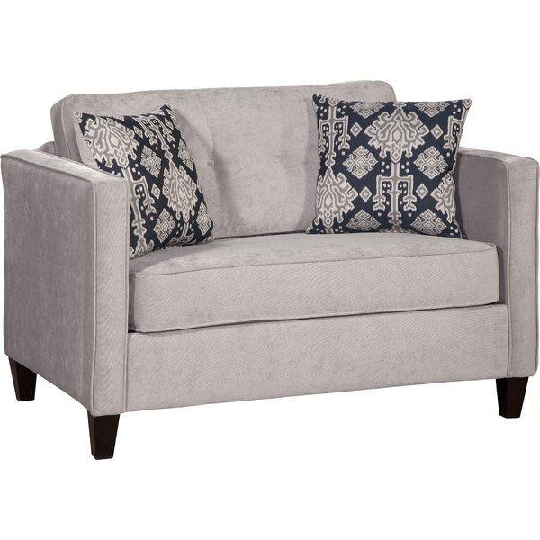 Cia Serta Upholstery Loveseat House decor Pinterest Love Seat